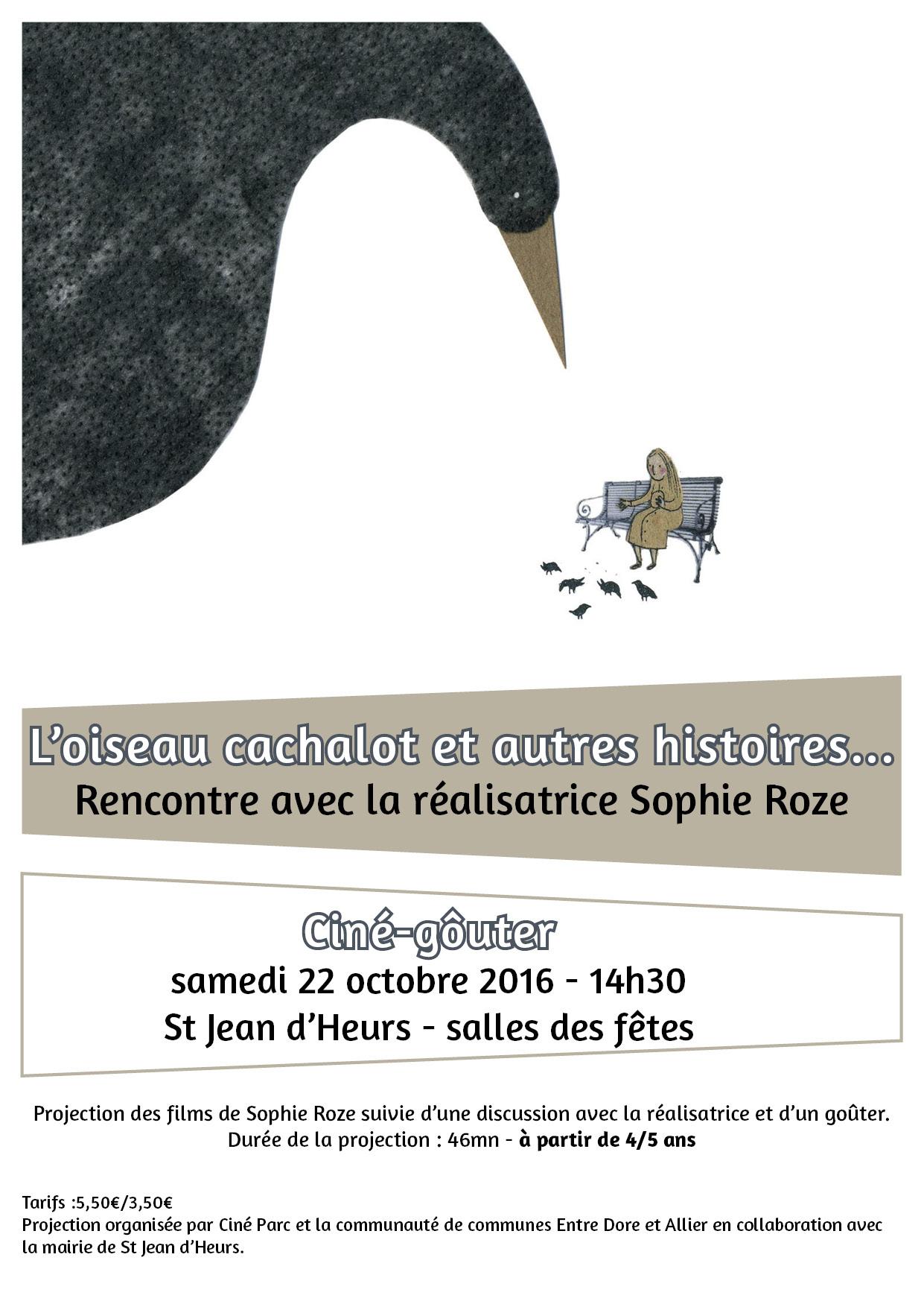 L'oiseau cachalot et autres histoires