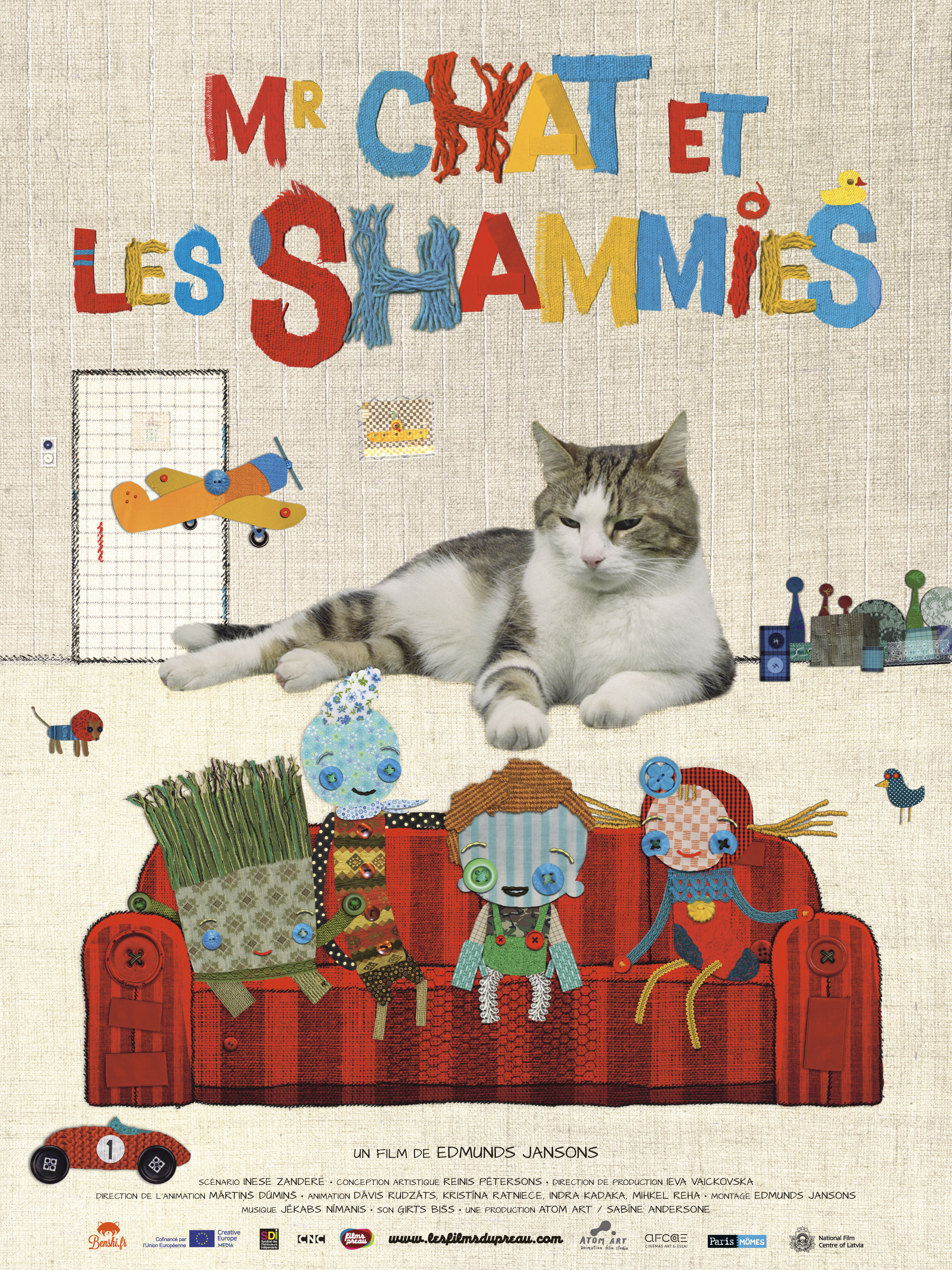 Mr Chat & les shammies