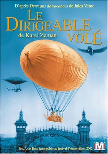 Dirigeable vole