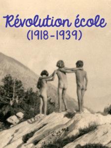 Révolution école