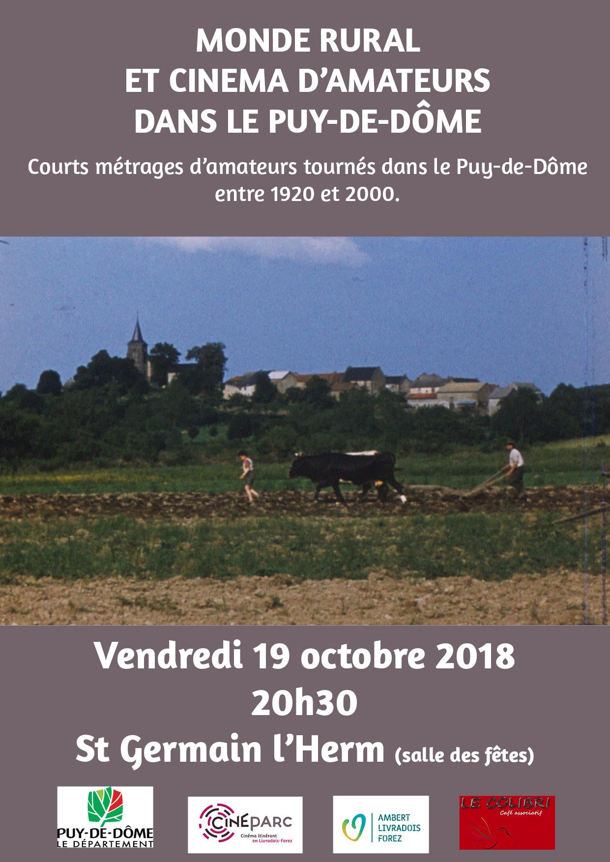 Monde rural & cinema amateurs