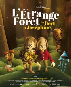 L'étrange forêt de Bert & Joséphine